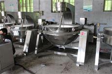 300L全自动行星炒锅电加热设备