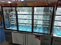 鹤壁新乡卖张亮麻辣烫柜 点菜展示柜定做