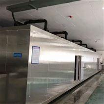海产品鲍鱼隧道式单冻机