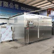 藍莓速凍機流態化速凍設備