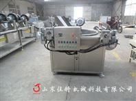 定制型电加热腐竹油炸机省电操作简单