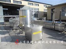 广东全自动红薯片油炸机免费提供配方
