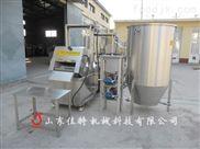 河南连续式江米条油炸机,厂家直供