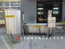 安徽芋头条连续式油炸机按要求定制
