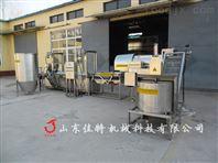 上海全自动油条油炸生产线