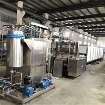 全自动化太妃糖生产线 太妃硬糖机械