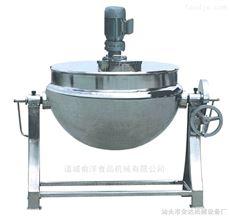 400L豆干卤蒸气夹层锅