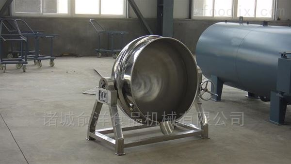 蒸汽加热羊肉煮锅 立式不锈钢蒸汽夹层锅