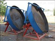 有机肥成套设备圆盘造粒机造粒工艺独特