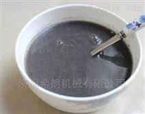 生产膨化食品黑芝麻糊 机械
