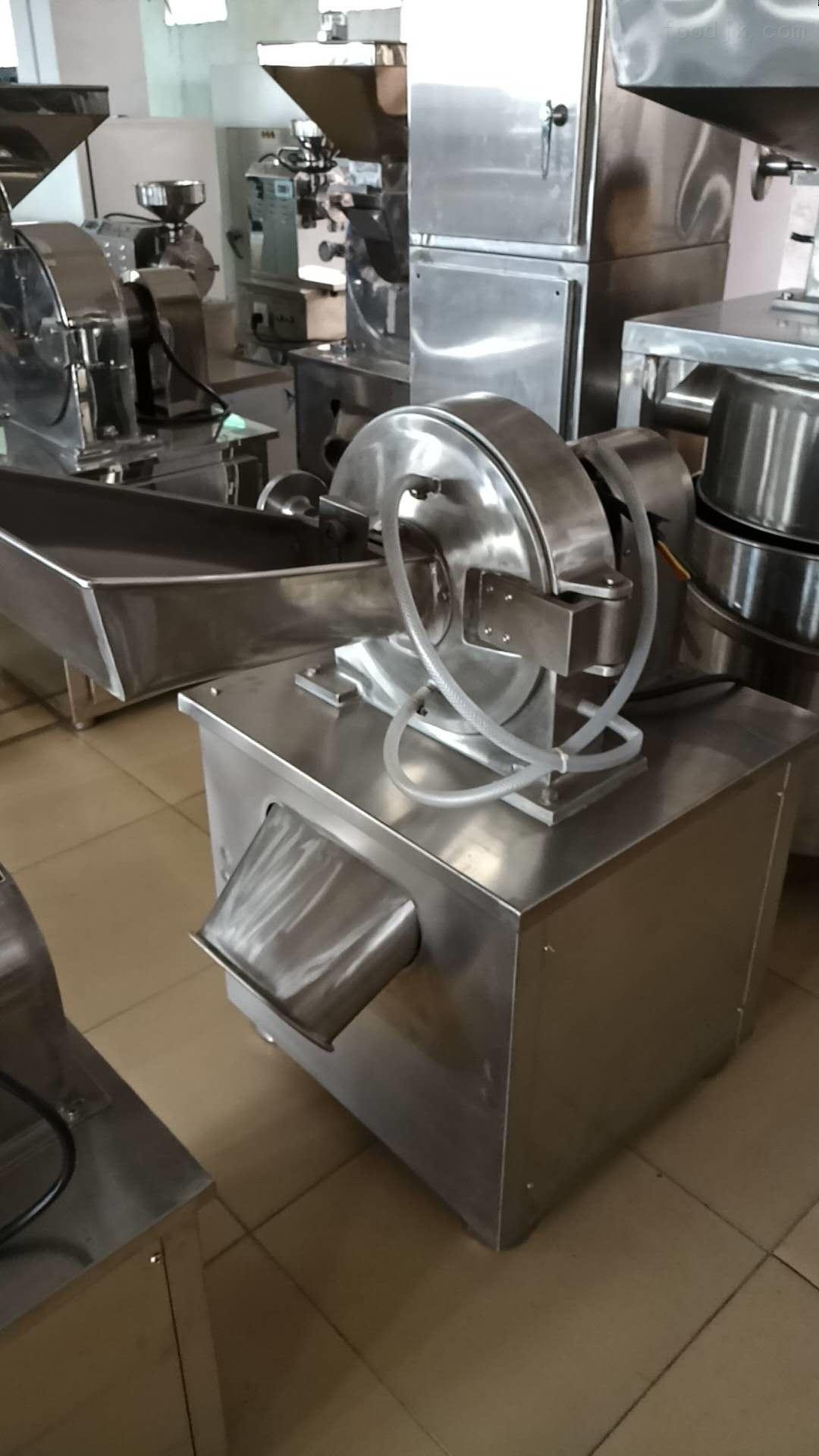 多功能超细水冷食品粉碎机【低温粉碎机工作原理】