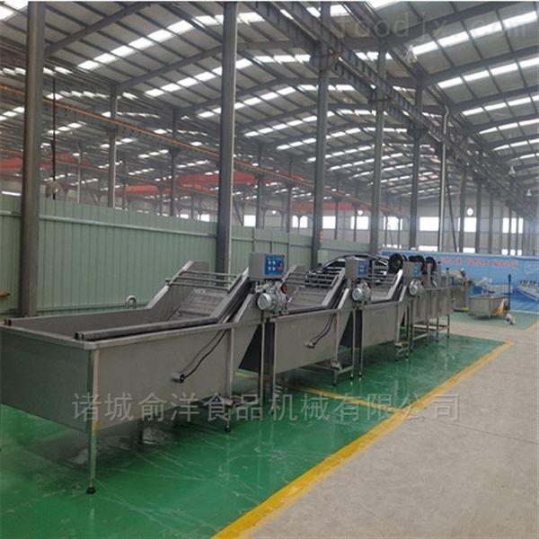 多功能果蔬清洗机生产厂家诸城俞洋