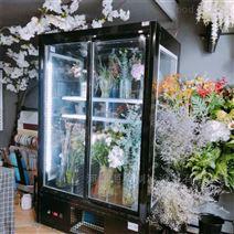 商丘鲜花柜漯河鲜花保鲜展示柜冷藏柜厂家