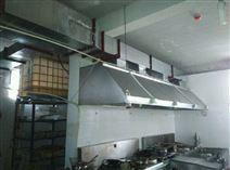 西安快餐店食堂厨房工程酒店厨房排烟系统