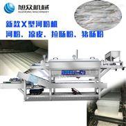 SZ-HF-80X-山西不锈钢节能河粉机制作凉皮的工艺