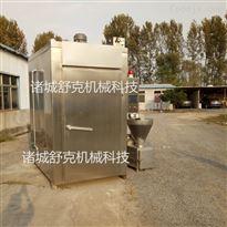 SYX-100全自动板鸭烟熏炉厂家供应