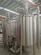 JNPJ-0.3日产300L精酿啤酒设备