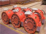 FQ-80/5.0矿用气动轴流通风机组成部分