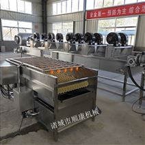 土豆毛辊清洗机价格 厂家直销限时特价