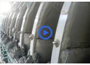 铁尾矿脱水用盘式真空过滤机
