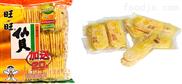 青岛丰业仙贝米饼枕式包装机