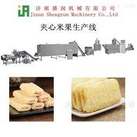 TSE65工厂直销糙粮夹心米果生产设备