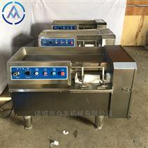 專業生產凍鮮肉切丁機
