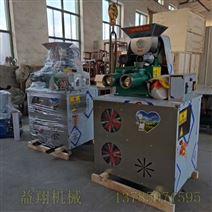 新型玉米面条机厂家 钢丝面机器加工视频 无