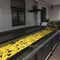 糯玉米速冻加工流水线设备