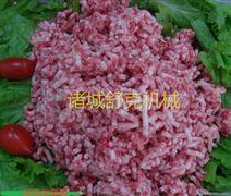 加工定制丸子用绞肉机新型绞肉设备
