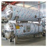 廠家直銷食品飲料殺菌設備 高溫水浴殺菌鍋
