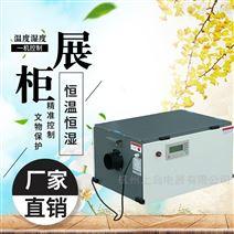 博物馆展柜恒温恒湿空调系统小型恒温除湿机
