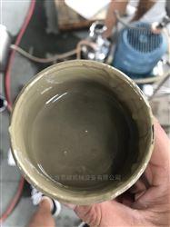纳米银填充导电浆料研磨分散机