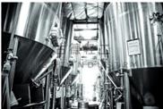 大型啤酒发酵罐