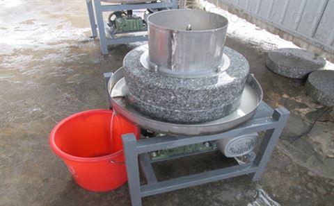 多功能电动石磨磨浆机