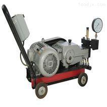 电动试压泵的工作原理和开停操作