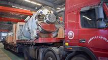 MVR蒸發濃縮系統用于中藥行業準備發貨