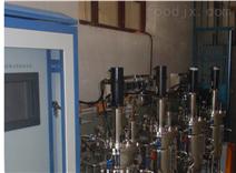 GJS-10D四联不锈钢自动型发酵罐