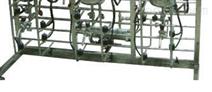 GJS-50D自动型三联不锈钢发酵罐