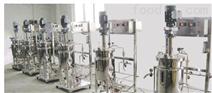 GJS-50A型六联平行发酵罐