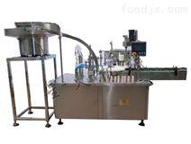 微量液体灌装旋盖一体机