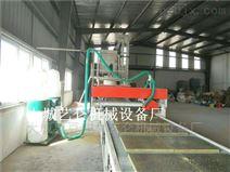 机制砂浆纸岩棉板复合设备机器生产制板工艺