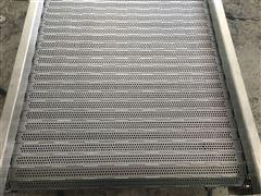 链板厂家直销茶叶机械冲孔链板
