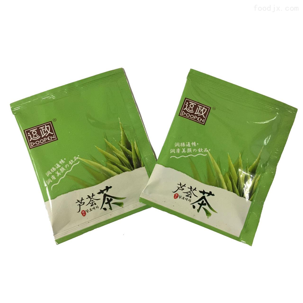 水果茶自动包装机 茴香混合袋泡茶包装设备