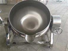 DS立式可倾式玫瑰酱夹层锅