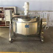 200L可倾式电机热焖子夹层锅