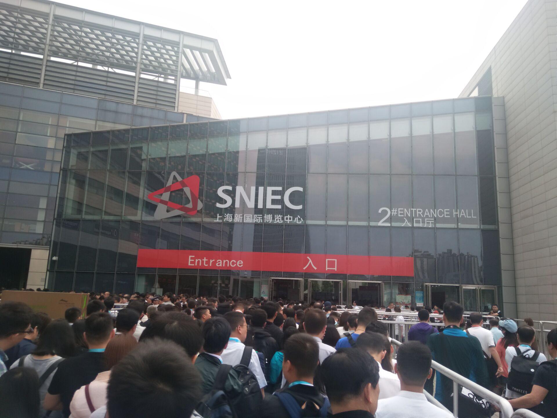 走进2018中国上海国际烘焙展览会 直击展会风采