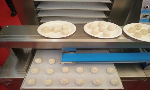 20多家馒头作坊焕然一新 食品机械保证生产安全