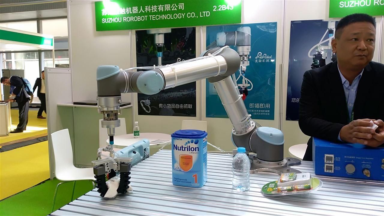 餐饮智能消费兴起 厨房机器人带来就餐新体验
