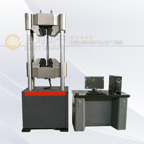 钢管液压剪切拉力试验机图片